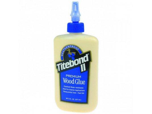 Профессиональный клей для дерева Titebond II Premium (титебонд) 237мл