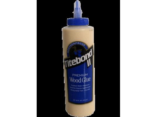 Профессиональный клей для дерева Titebond II Premium (титебонд) 473мл