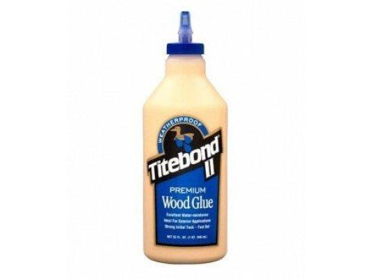 Профессиональный клей для дерева Titebond II Premium (титебонд) 946мл