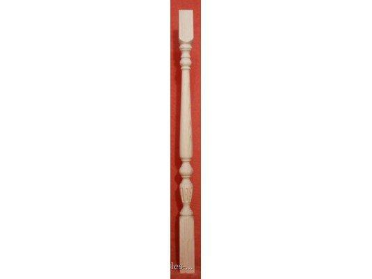 Тип №7 Балясина из сосны 60х60х900