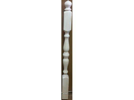 Тип К-3 Столб начальный из сосны 150х150х1200 (на заказ)