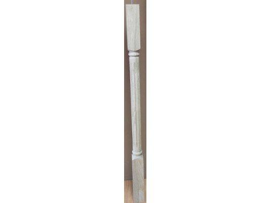 Тип №3 Балясина из сосны 100х100х900 (на заказ)