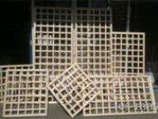 Декоративные решетки из сосны и лиственницы