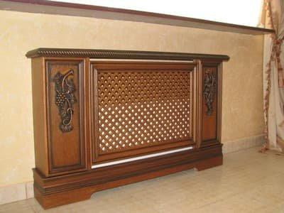 Примеры использования декоративные решетки
