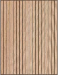 Мебельный щит из дуба цельноламельный, категория Э