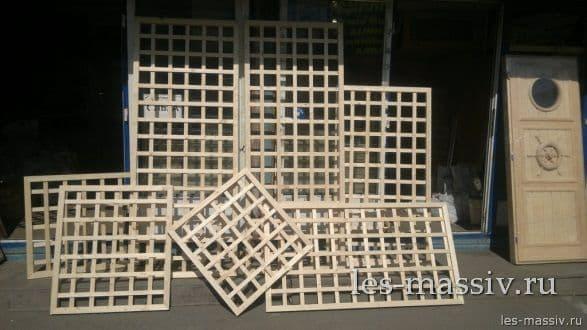 Декоративные решетки